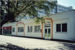 Sídlo společnosti Elsat v Českých Budějovicích
